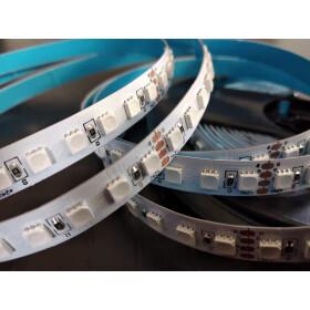 DEMODU® Pro 24V RGB 19,2W/m 10mm SMD4040 120/m IP20 5m