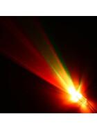 4Pin LED RGB 5mm ansteuerbar wasserklar hell 20° rot grün blau Farbwechsel