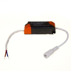 LED 3W Ultraslim Spot Panel weiß Ø 9cm rund 3000K warmweiß Deckenlampe Lampe Einbaustrahler Einbauleuchte