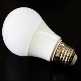 E27 8W LED Ball Lampe 4000K weiß wie 60W neutralweiß Tageslicht 8 Watt