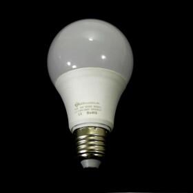 E27 9W LED Ball Lampe 5000K milky weiß wie 60W tageslichtweiß Tageslicht 9 Watt Glühbirne Leuchtmittel milchig