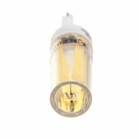 LED Filament G9 Leuchtmittel 3W warmweiß Retro 3000K wie 25W kleine Bauform, Halogenersatz, Lampe