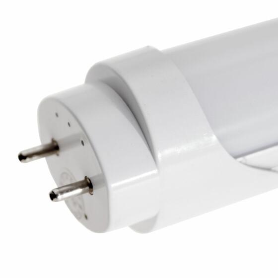 T8 LED Röhre KVG/VVG 22W 150cm tageslichtweiß 5000K milchig Alukörper