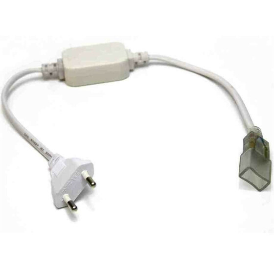 Anschluss Anschlusskabel, Netzteil für 230V LED Streifen 13mm SMD 5050