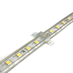 Halter / Halterung für 13mm 230V LED Streifen,...