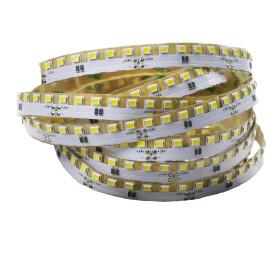 DEMODU® Premium 24V LED Sägezahn Weiß 5m Rolle 960 Lumen pro Meter IP20 335 SMD 120/m selbstklebend dimmbar