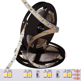 DEMODU® PREMIUM 24V LED Streifen 2 in 1 Dualchip CCT...