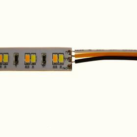 3 adrig LED weißes Licht Kabel Litze StripsVerbindungskabel Verlängerungskabel Meter