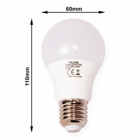 Tsong 9W LED E27 Weiß  900lm Ball