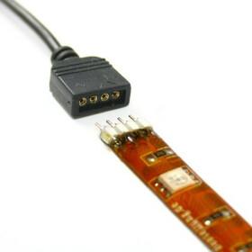 Kabelbaum 1 zu 3Verteilerkabel RGB SMD LED Streifen