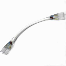 230V Verbindungskabel 10cm für einfarbige SMD LED Streifen Verlängerungskabel Kabel