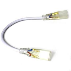 Verbindungskabel 20cm für einfarbige 230V SMD LED Streifen Verlängerungskabel Kabel