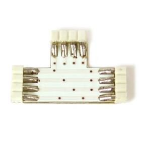 T-Verbinder 2 x 90 ° Grad für RGB SMD Streifen Leisten