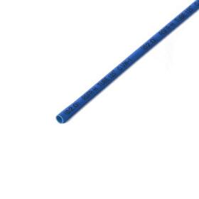 Schrumpfschlauch blau 2mm Durchmesser 2:1 Meterware