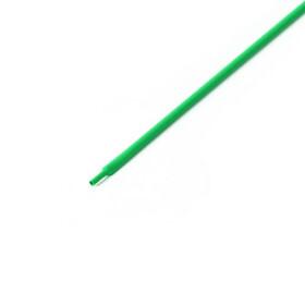 Schrumpfschlauch grün 1mm Durchmesser 2:1 Meterware