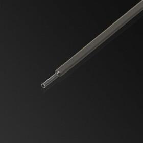 Schrumpfschlauch transparent 2mm Durchmesser 2:1 Meterware