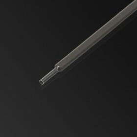 Schrumpfschlauch transparent 3mm Durchmesser 2:1 Meterware